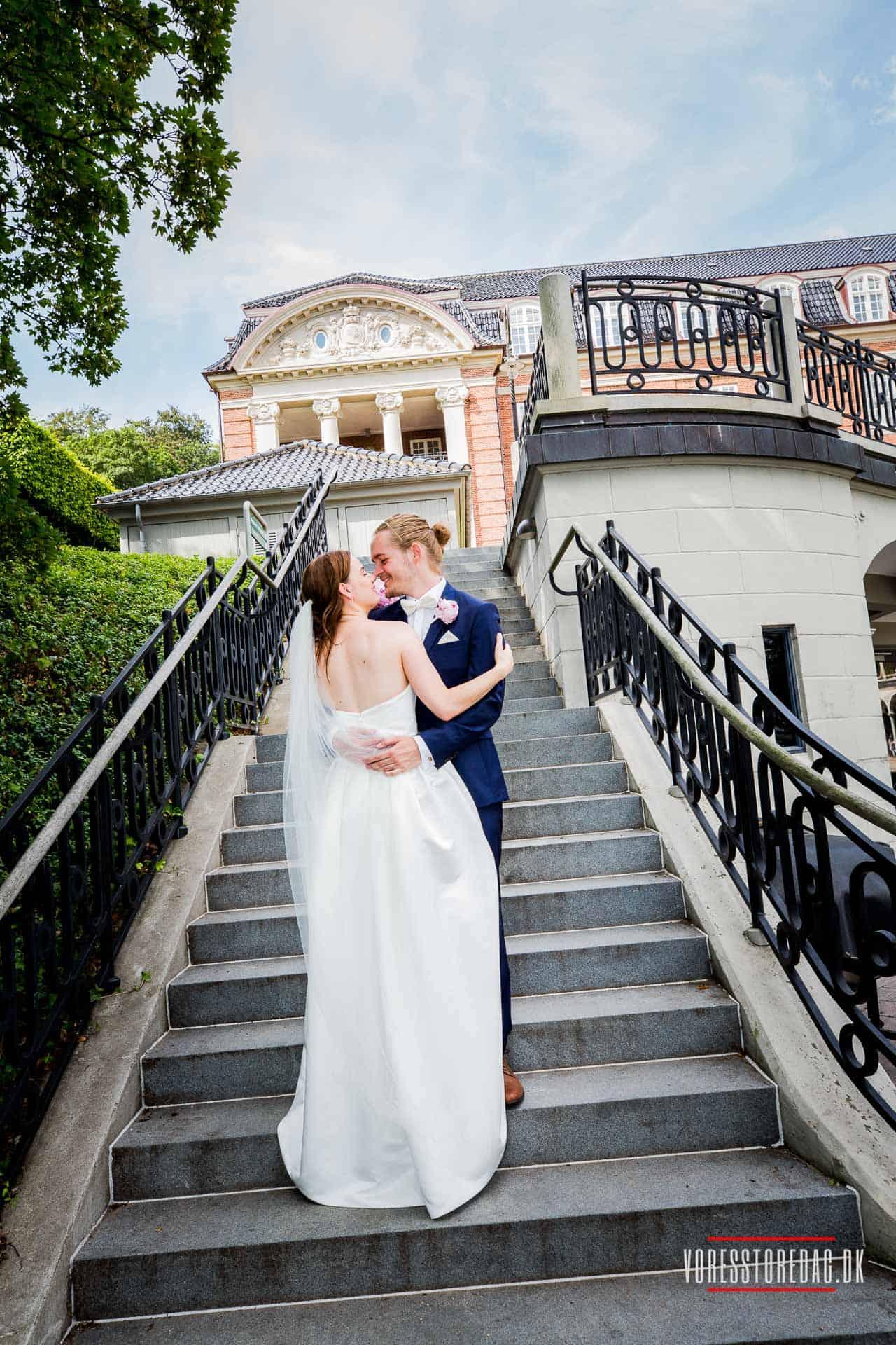 Professionel Bryllupsfotograf | Kreativ, afslappet, personlig