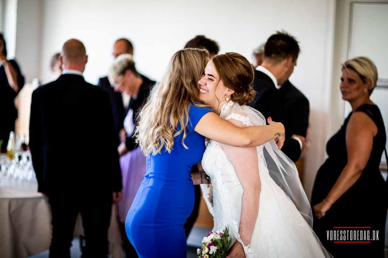 Glud kirke | Bryllup - Borre Knob