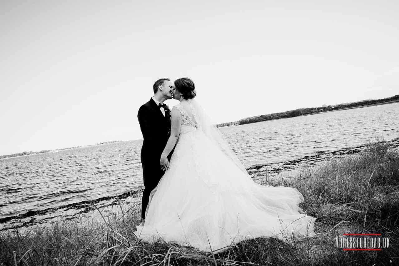 leje lokaler til bryllup på Borre Knob