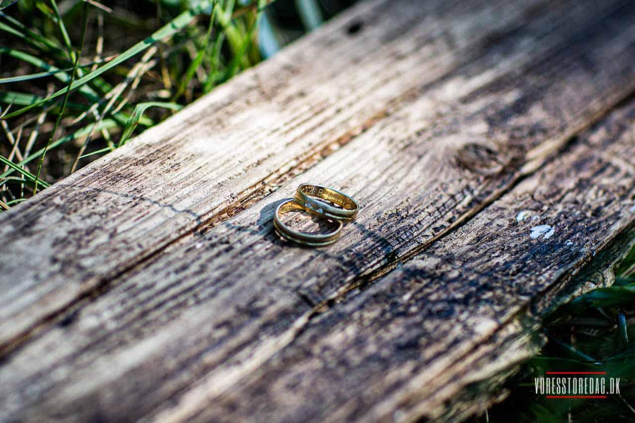 Bryllupsbilleder Juelsminde Hedensted