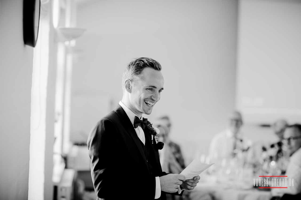 Professionel bryllupsfotograf med masser af international erfaring
