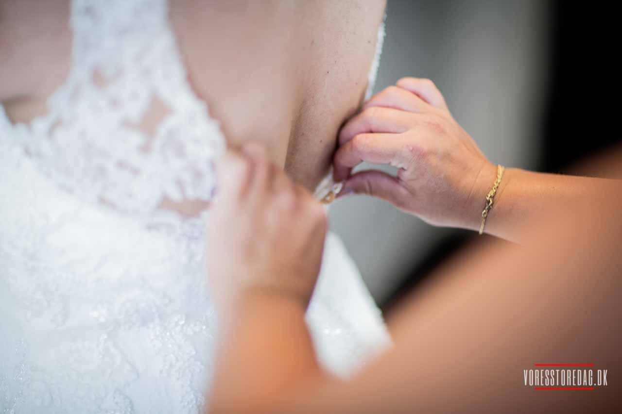 professionel bryllupsfotografering i Jylland og på Fyn