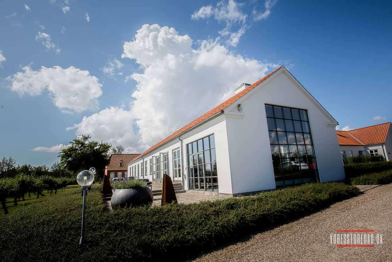 Konferencecenter og kursuscenter ved Horsens Fjord