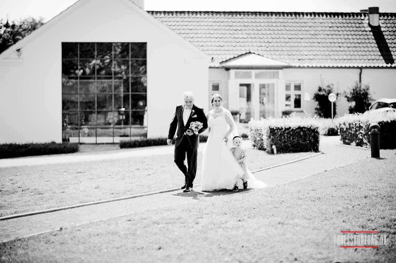 Ideer til steder man kan holde bryllup? Østjylland