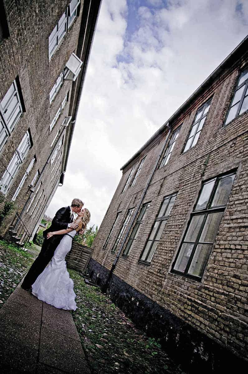 Bryllup på Fyn i smukke omgivelser | Hotel Christiansminde
