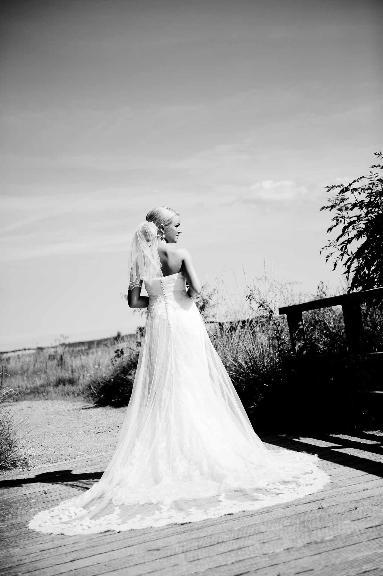 Bryllup på Hotel Hesselet i Nyborg på Fyn