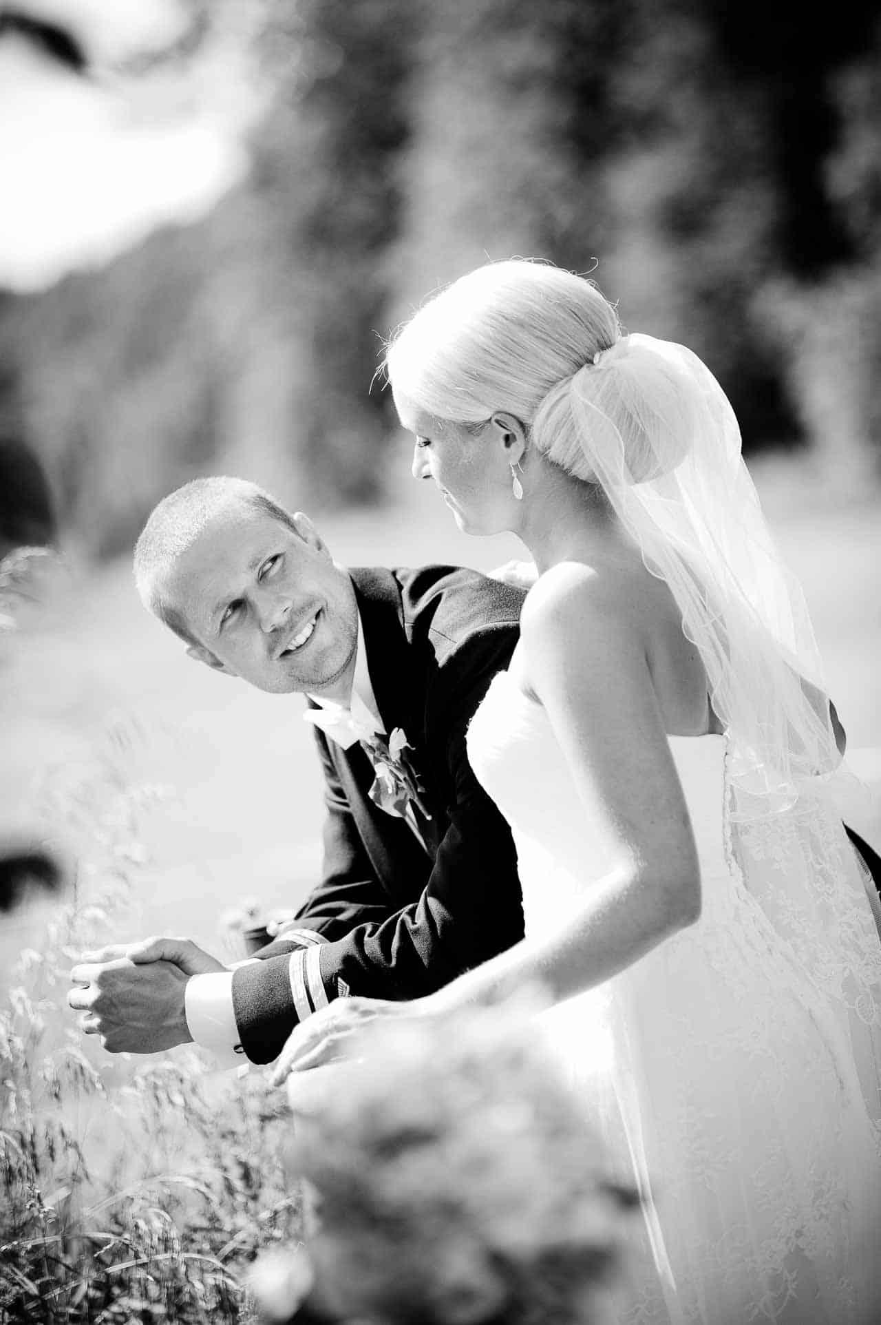 fotograf på Fyn bryllup