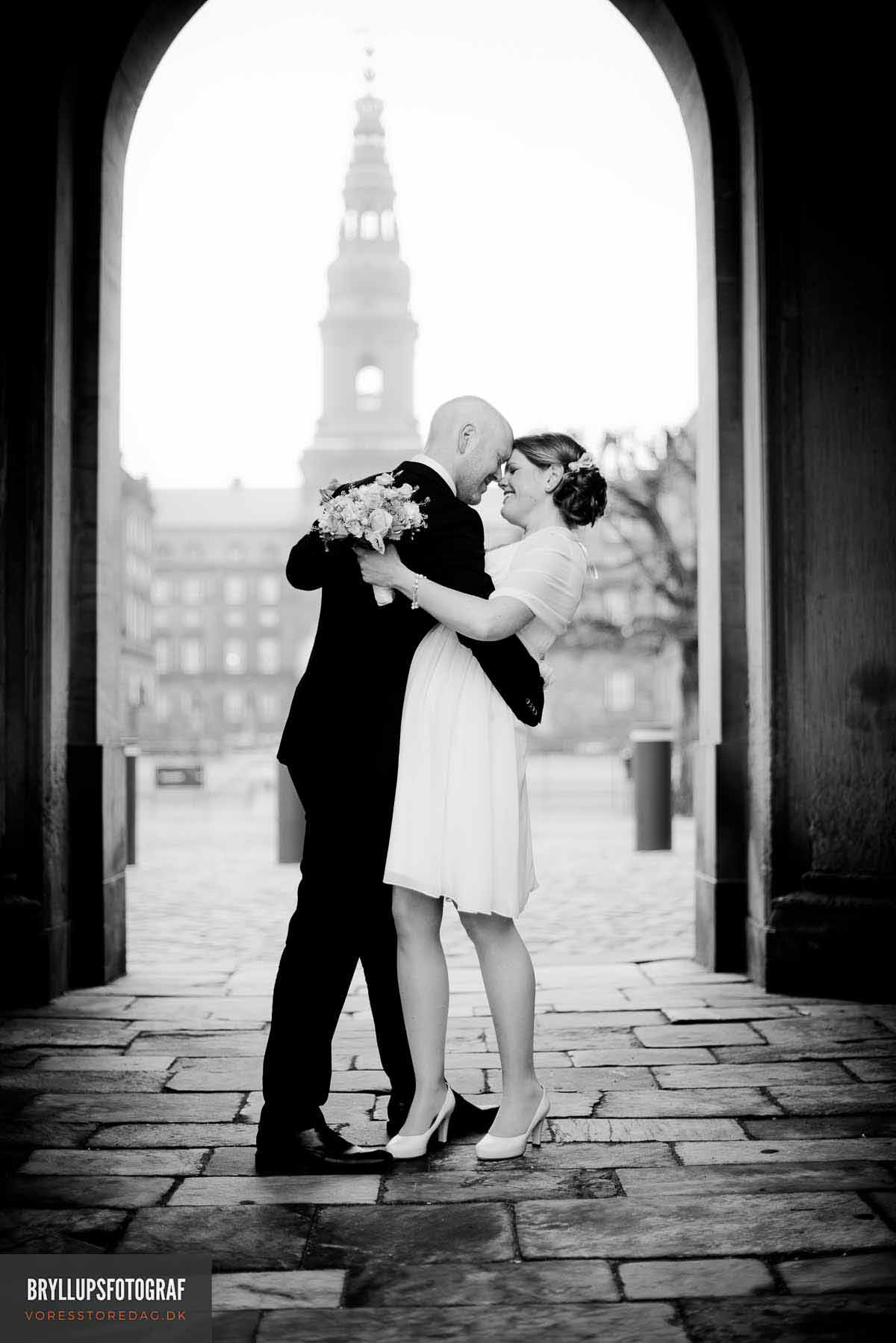 Bryllupsfotograf København - Pakker og priser til jeres bryllup