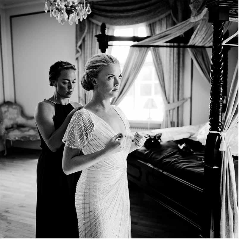 Bryllupsfotograf fra København, fotojournalistisk stil med øje