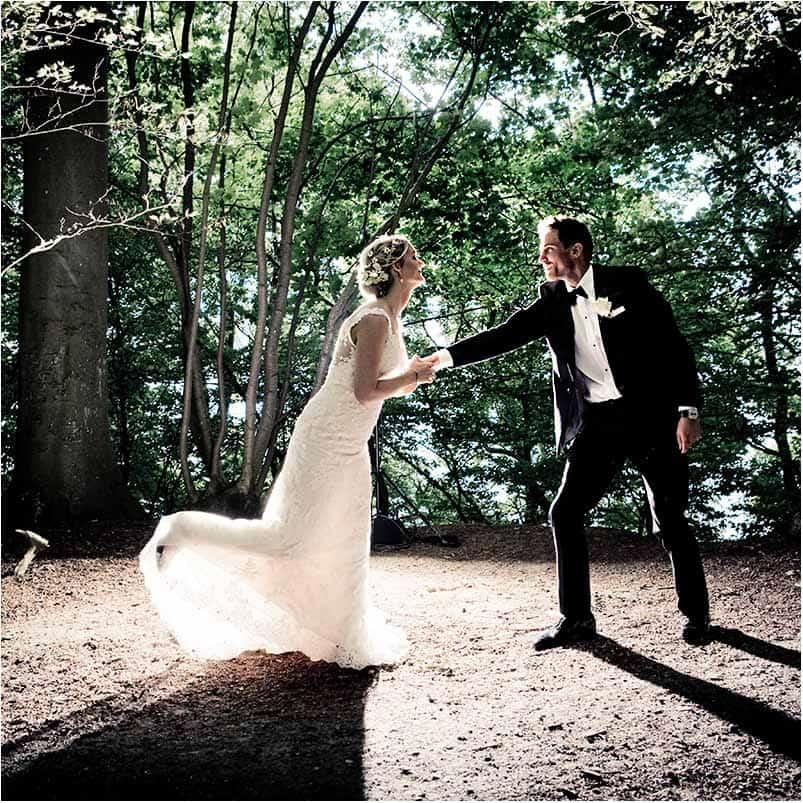Bryllup i Filips Kirke - Bryllupsfotograf Amager, København
