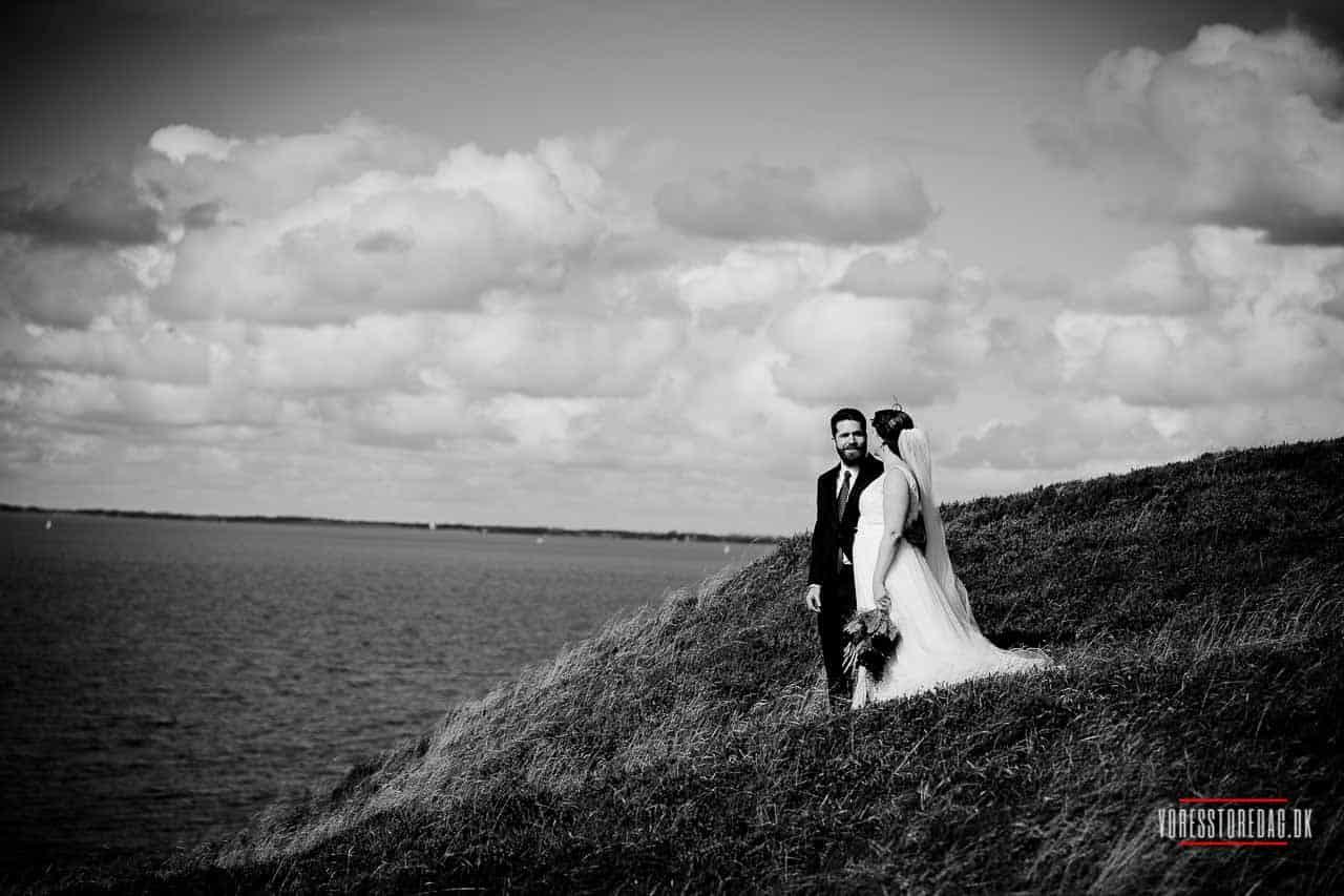 Udendørs-bryllup i Danmark - Bryllup