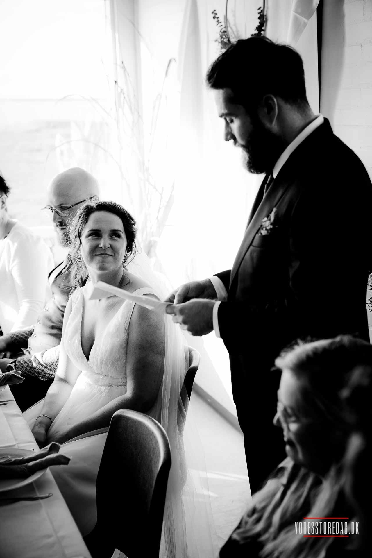 Bryllupsmad | Mad til bryllup inspiration og ideer