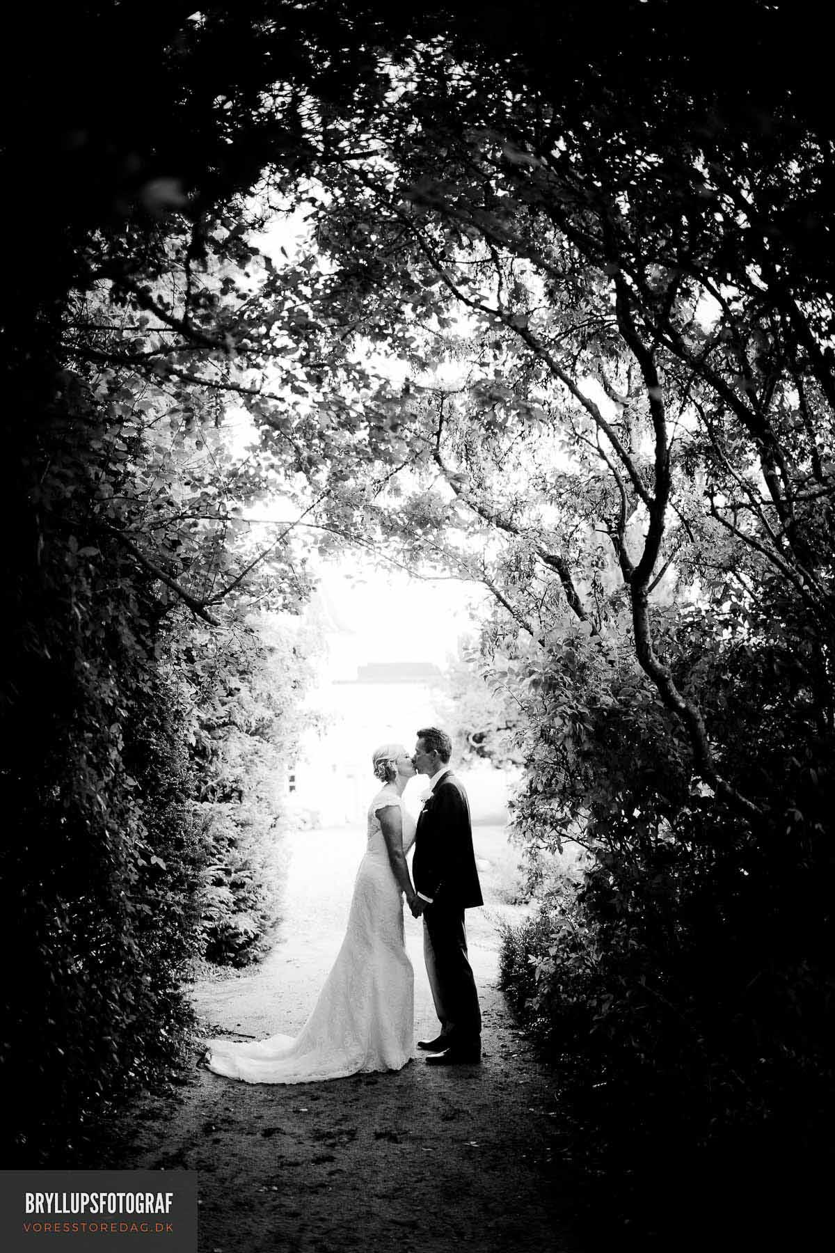 Kunne du tænke dig at holde bryllup i skoven