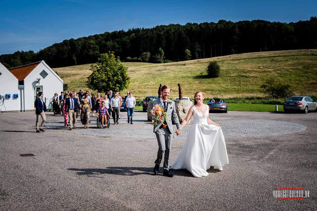 Bryllup og fest – inspiration til borddækning og kort – Vejle