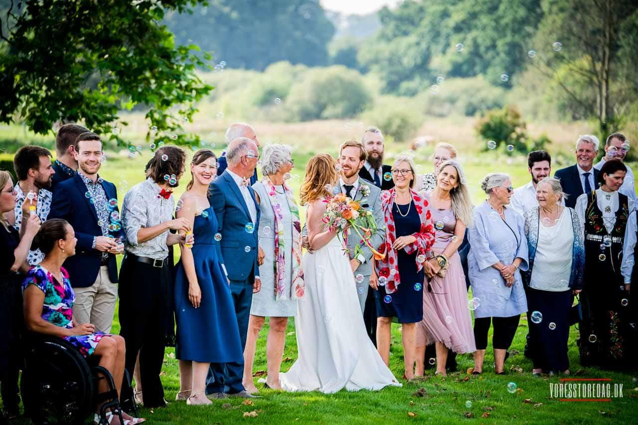 Bryllup 7100 Vejle - bryllupper