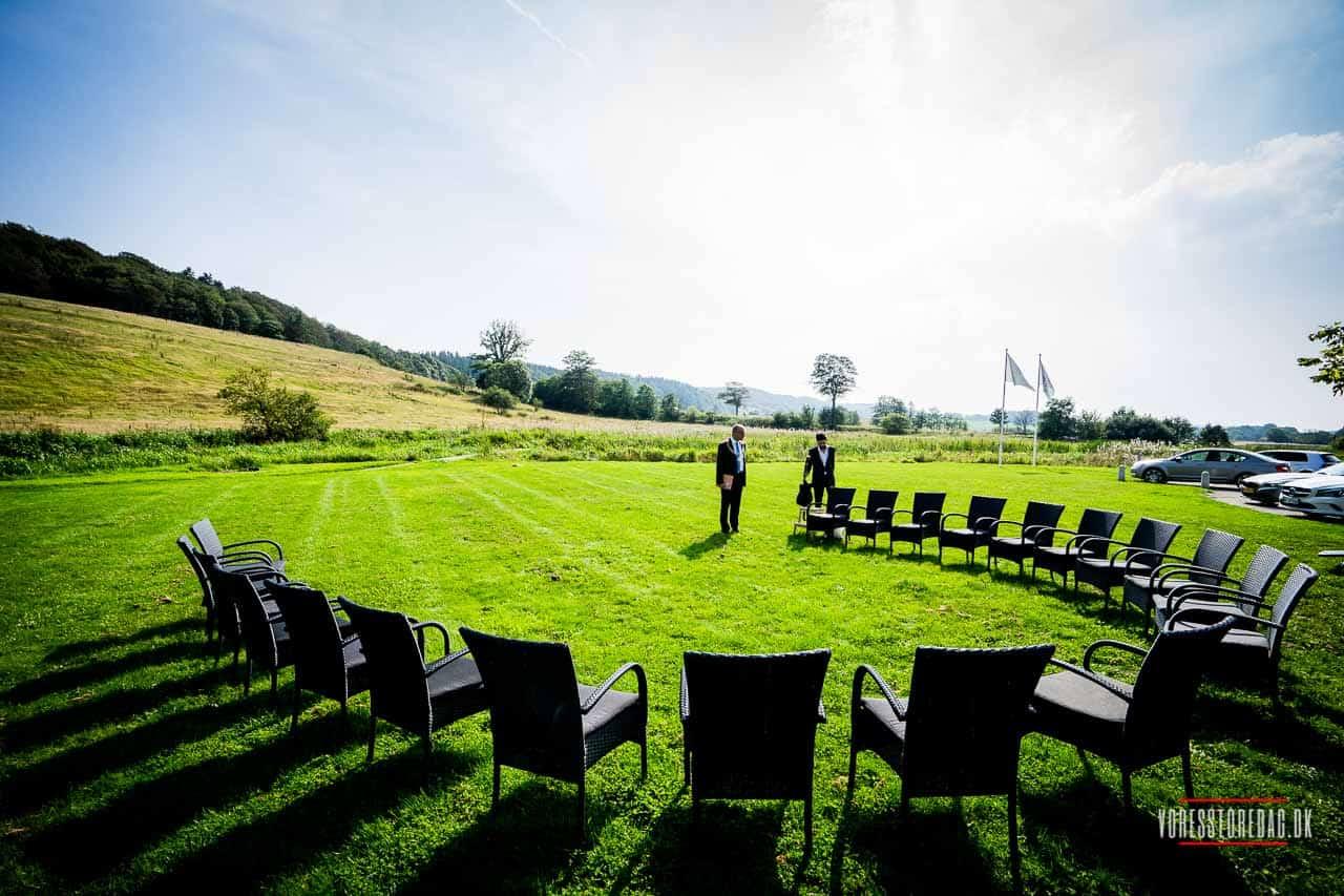 Bryllupsfest på Hotel Haraldskær Vejle - Fotograf bryllup