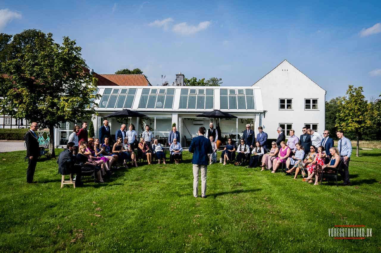 Brylluplokaler mellem Horsens og Vejle