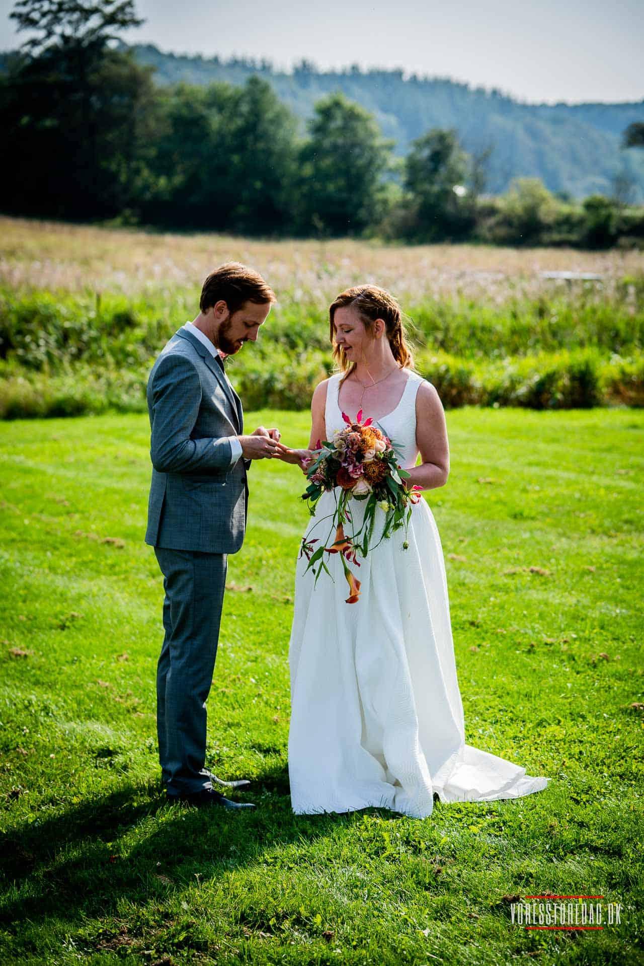 Bryllupsfotograf - Fotograf Vejle, Kolding og Fredericia