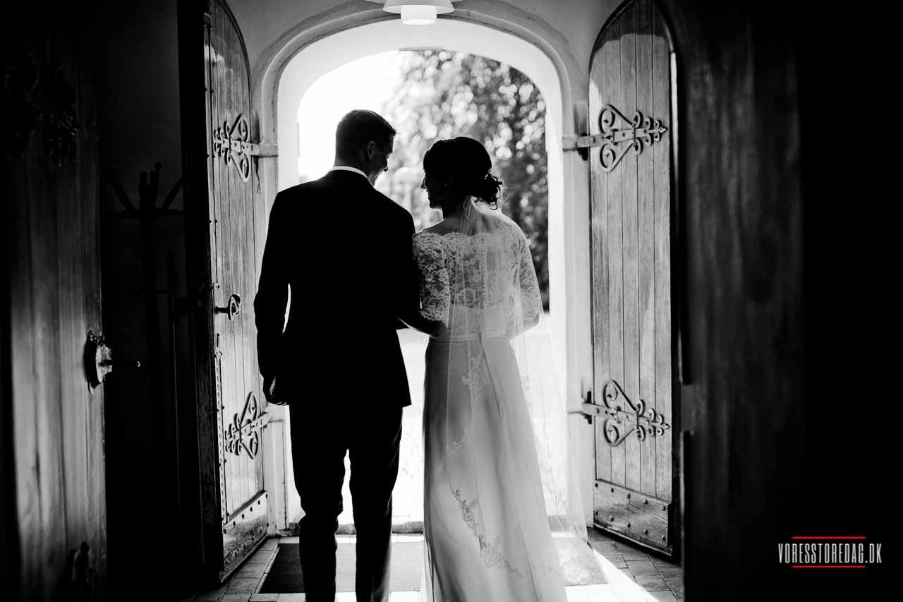 Bryllup på Fyn - Fortryllende bryllupslokaler