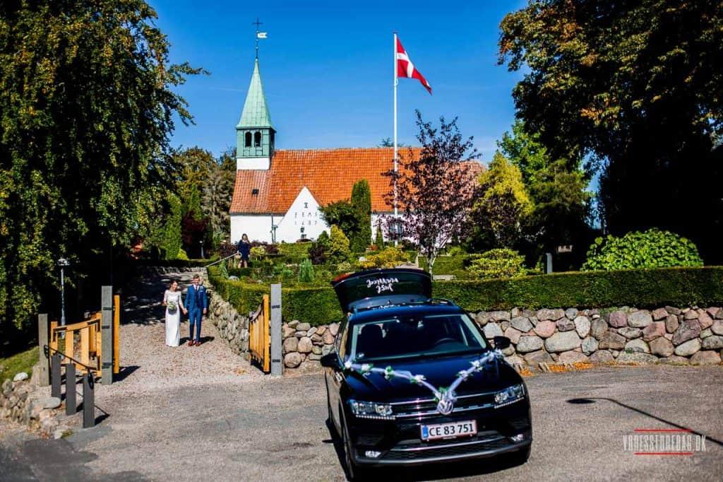 Hold Bryllup og fest Fyn - Thunø Kirke