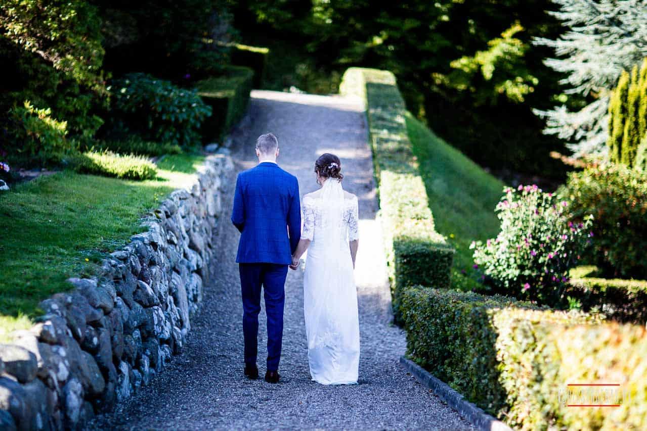 Flere billeder af Stella Maris bryllup