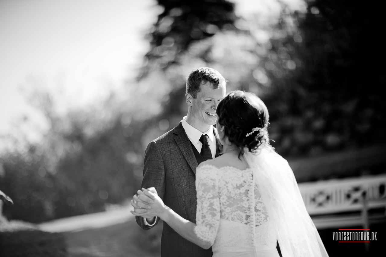 Vi elsker at holde bryllup på Stella Maris