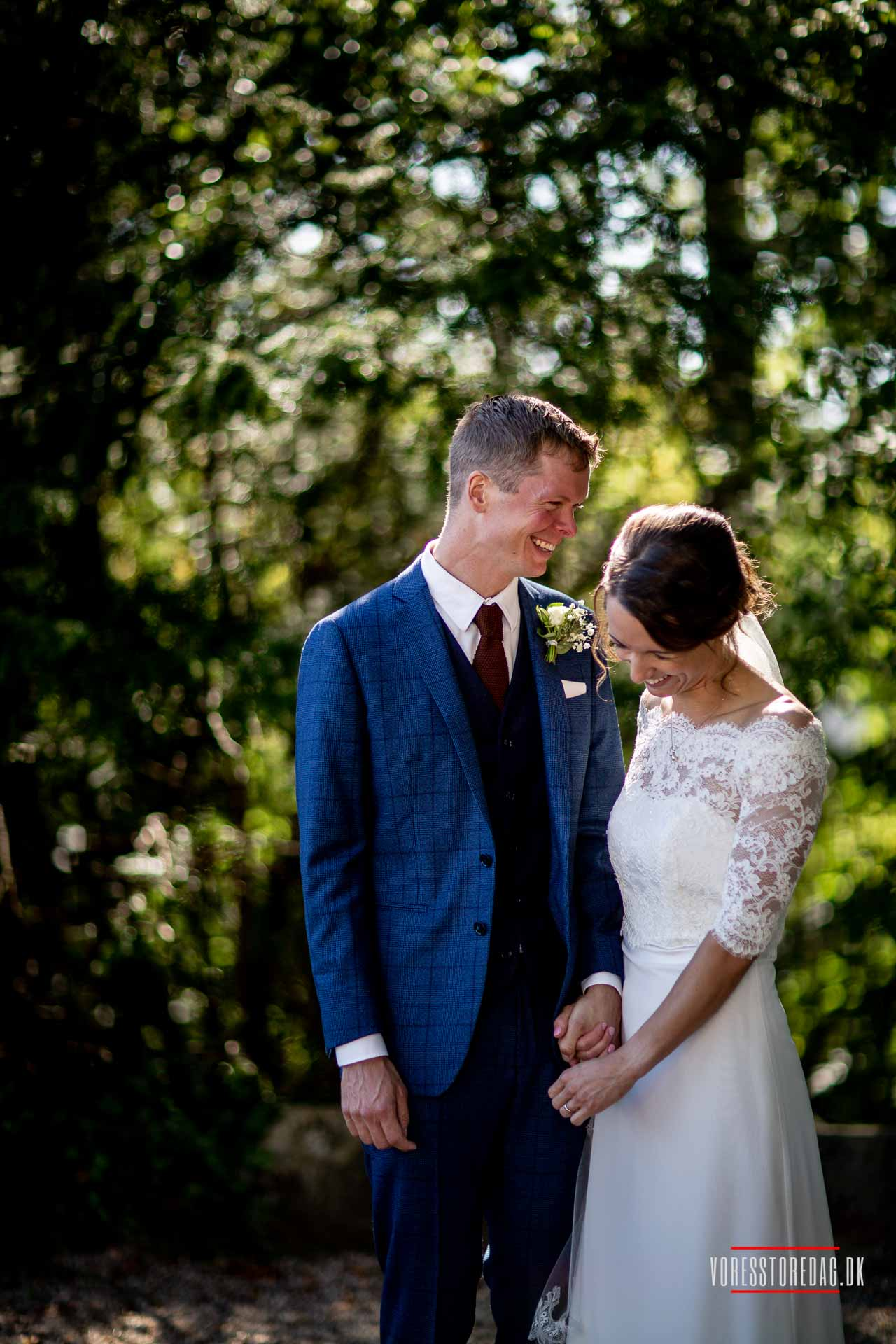 Mangler i bare lige den her dygtige bryllupsfotograf i Svendborg