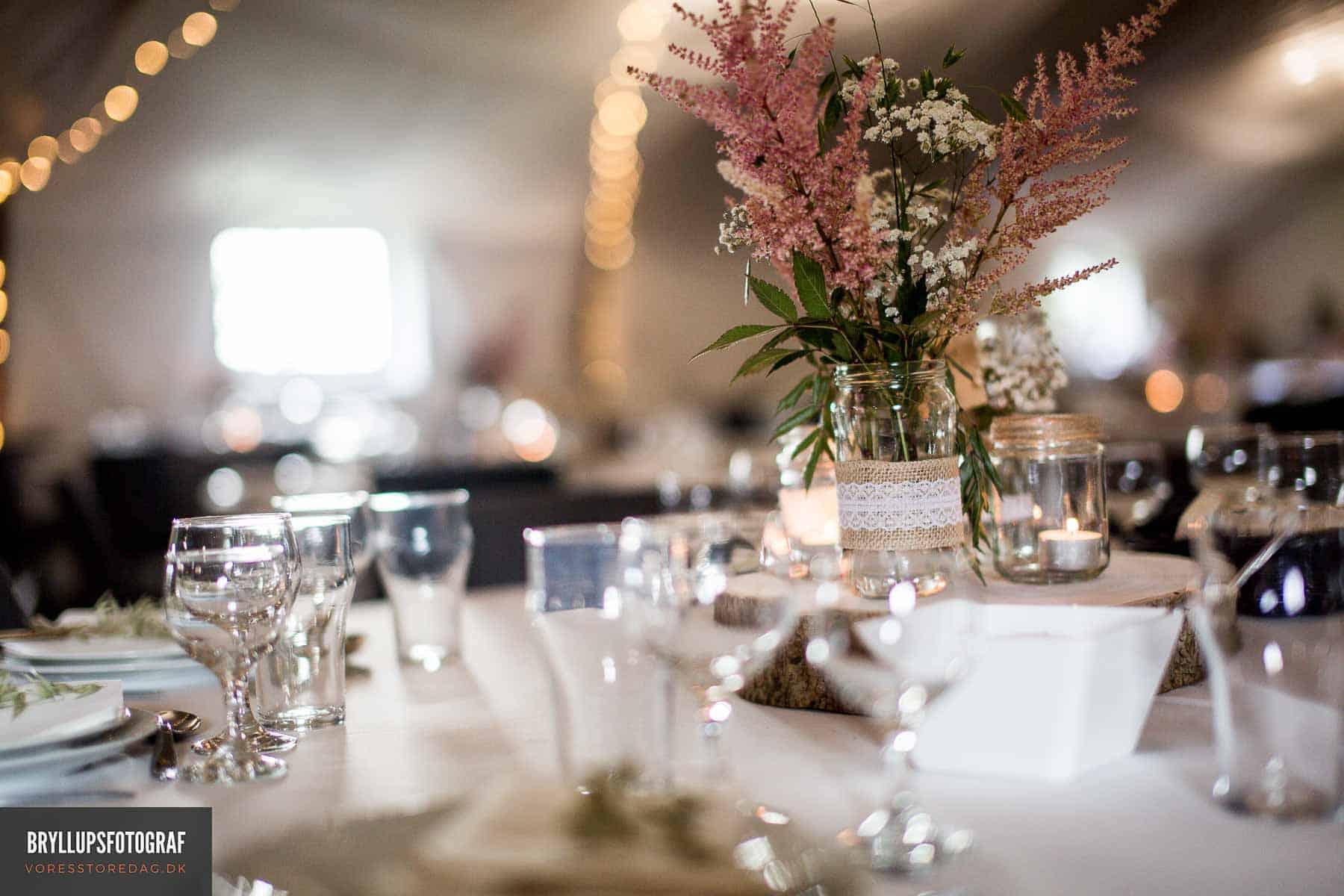 Lej laden på Sonnerupgaard Gods til jeres bryllup eller fest