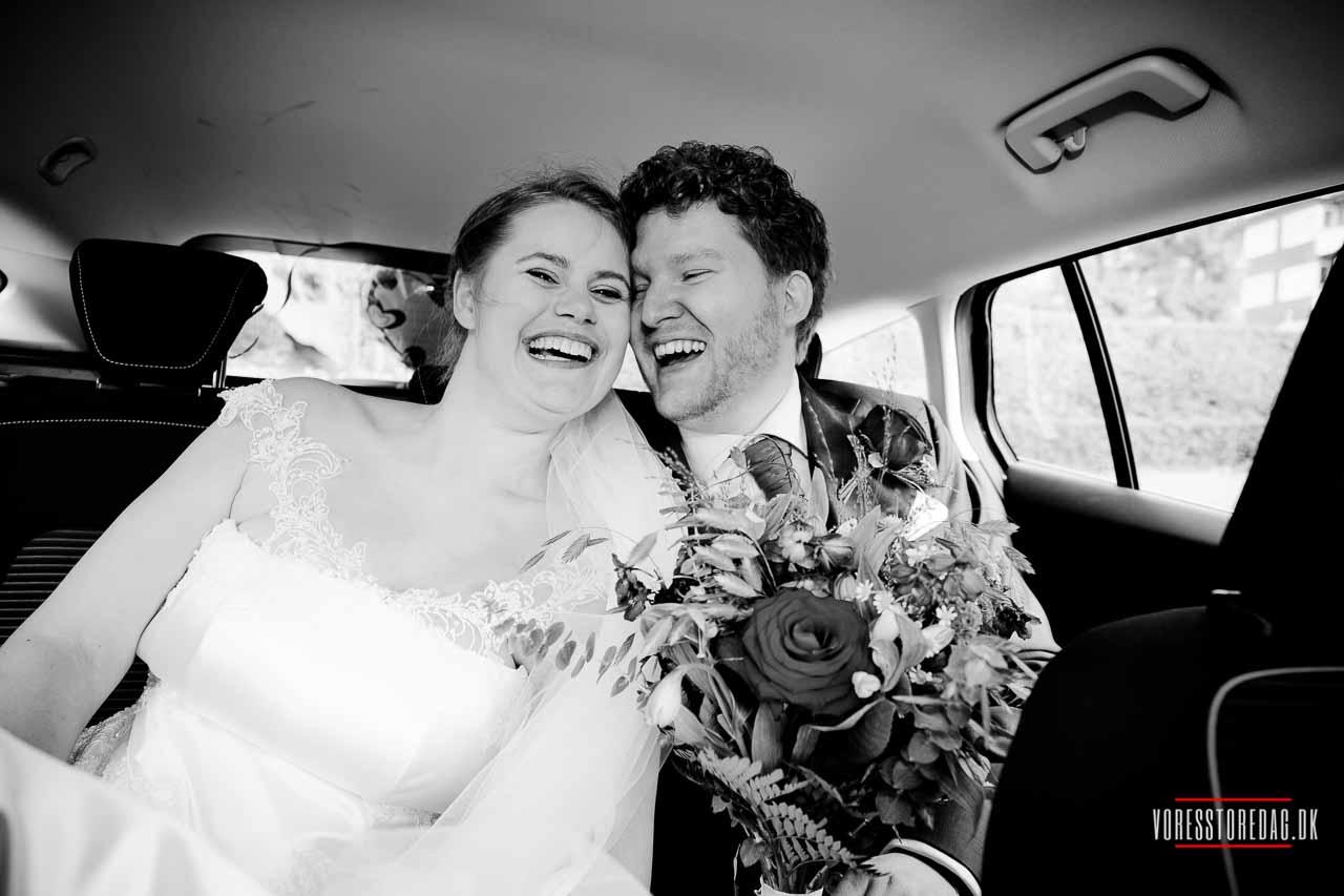 Bryllupsfotograf i Odense - Fotograf til portræt