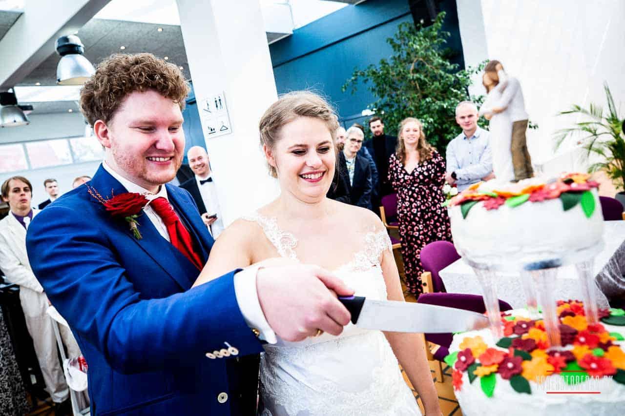 Bryllupsmenu af stor variation i Odense S