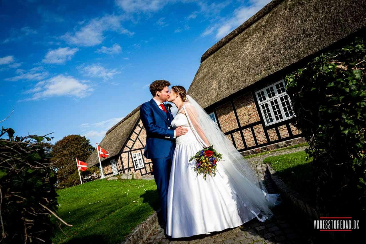 Bryllup & fest - hold din bryllups- og privatfest hos os