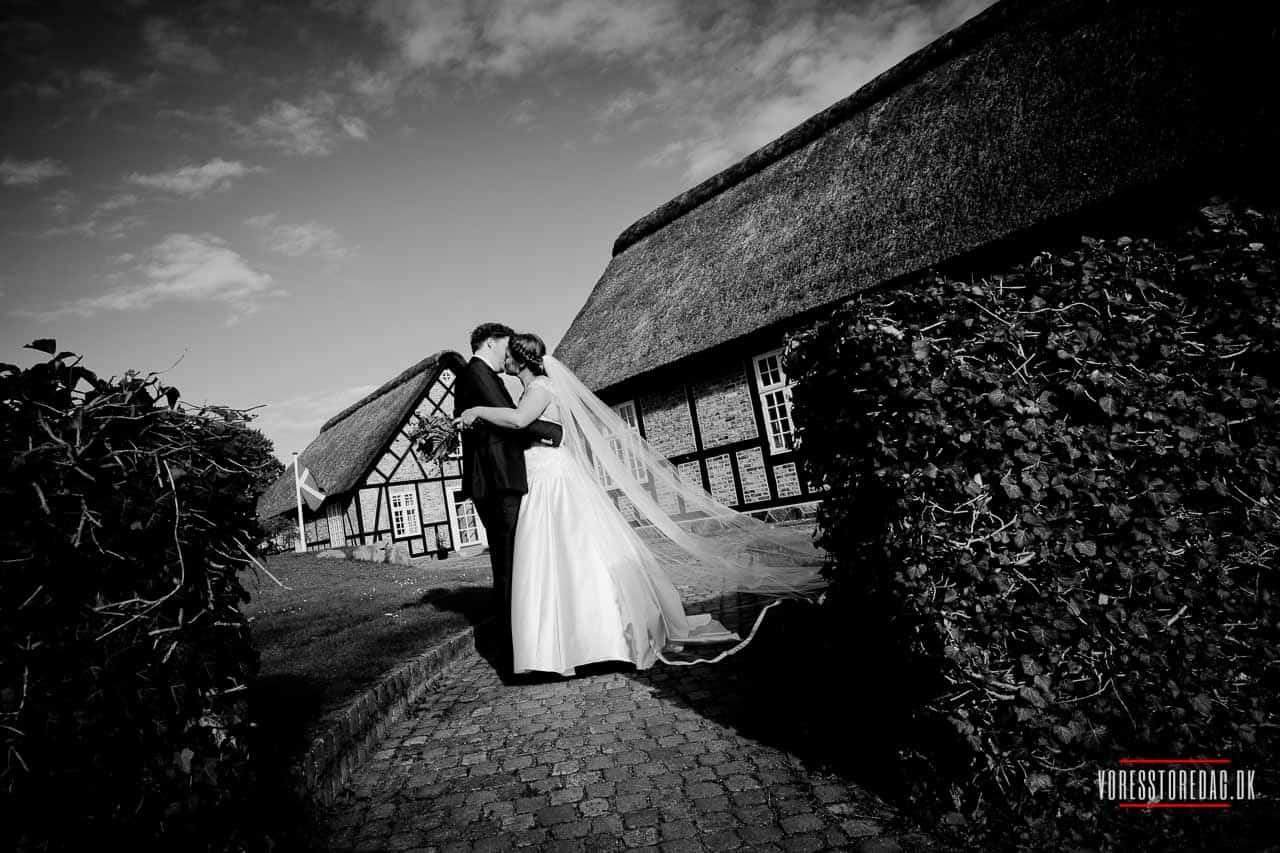 oprindeligt fra Fyn og holdt bryllup på Gl. Avernæs