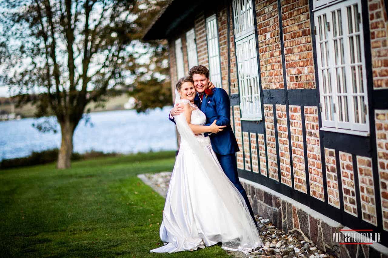 det eventyrlige bryllup Fyn