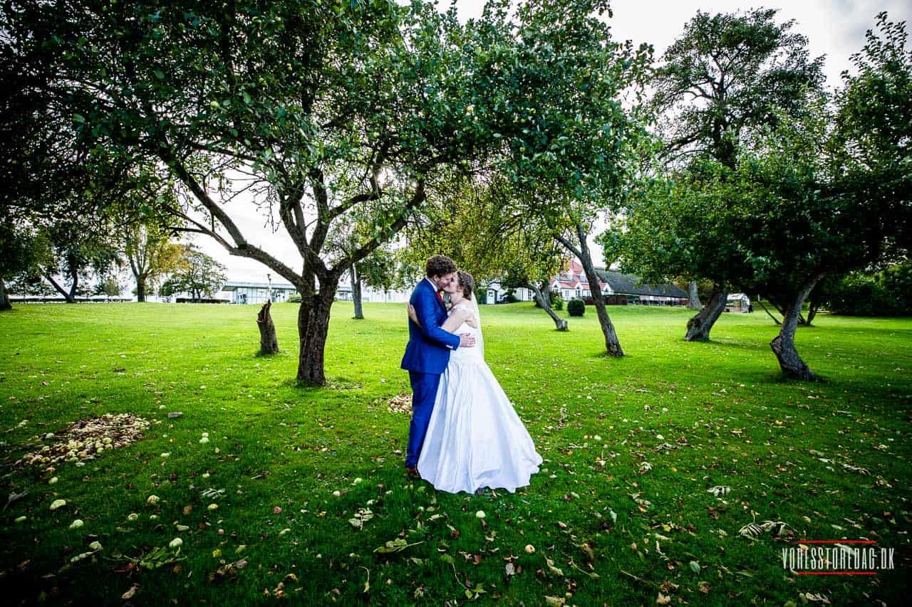 ÅRETS Bryllup!! - Anmeldelse af Gl. Avernaes Sinatur Hotel