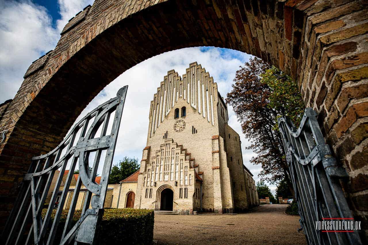 Vielse i Fredens kirke i Odense