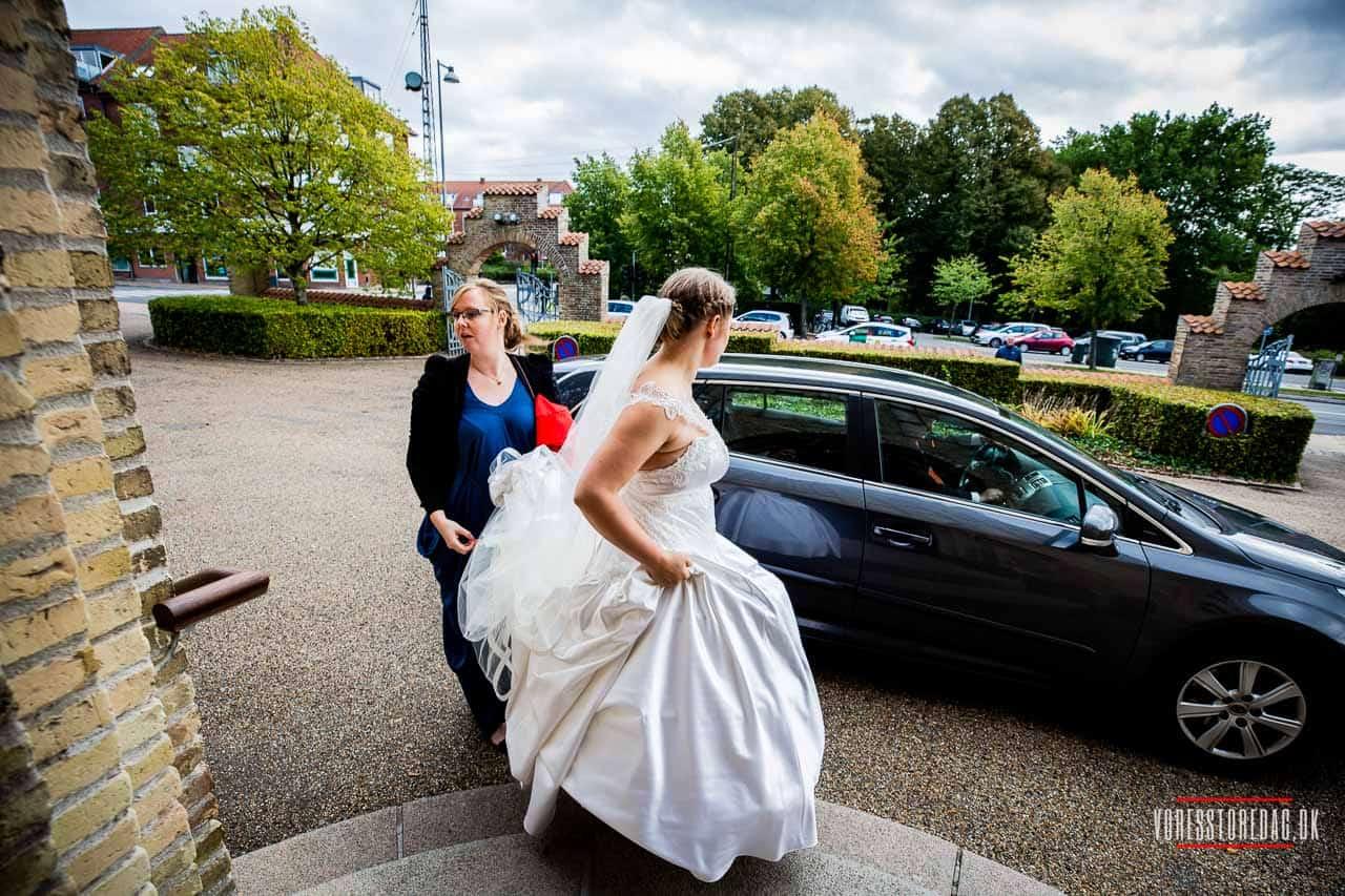 Dåb, konfirmation, bryllup, begravelse | Fredens Kirke, Odense