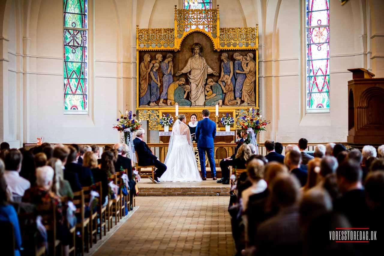 Selskabslokaler til bryllup i Odense