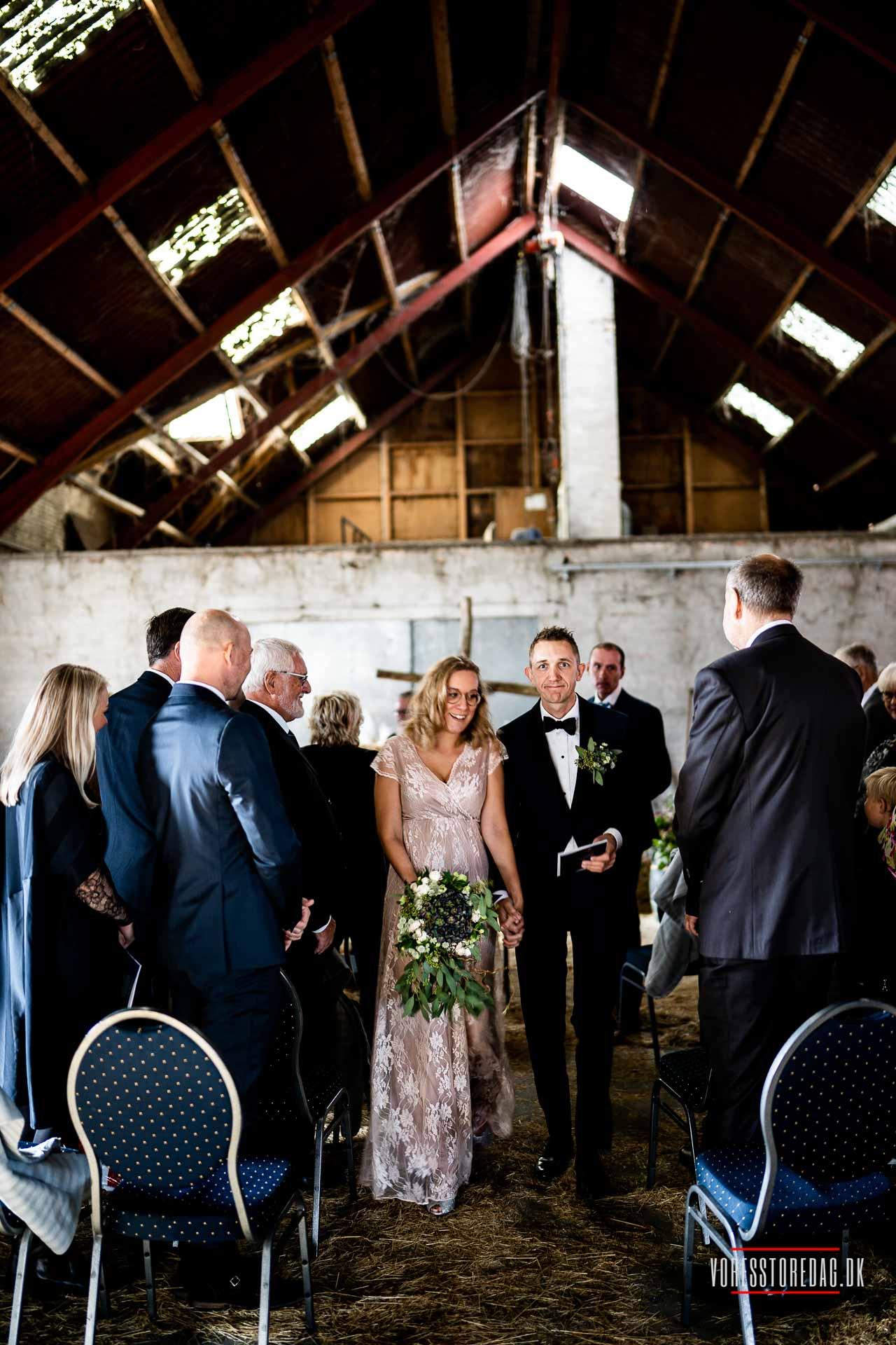 Bryllup lade Bryllup og fest med overnatning