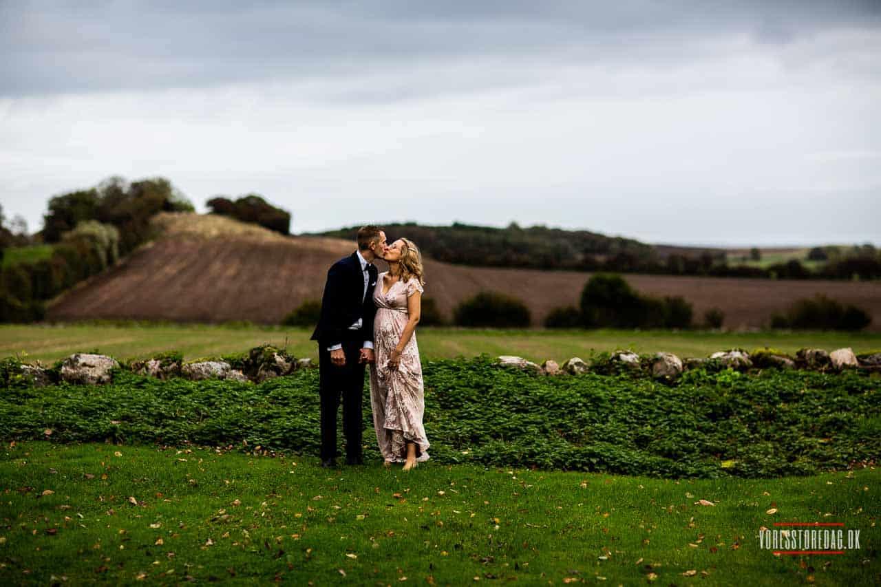 Bryllup i den gamle lade