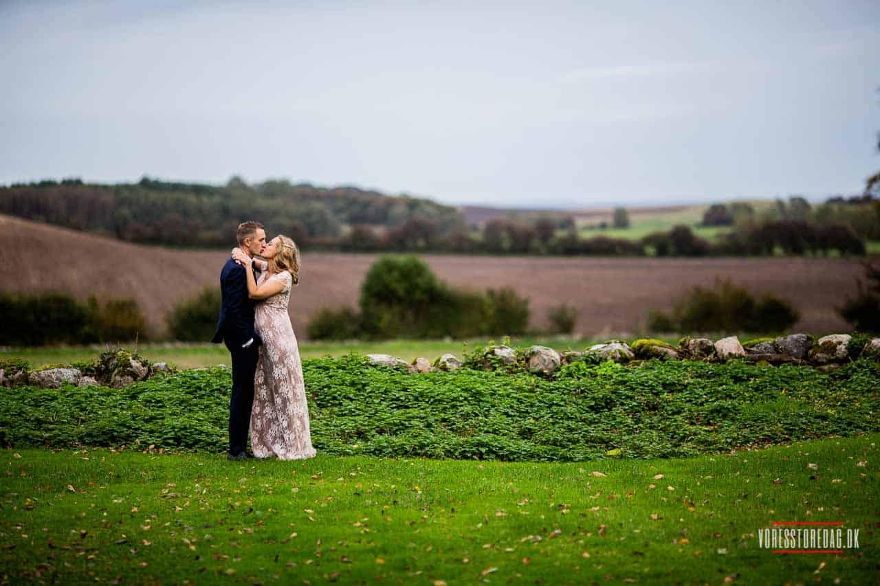 Lokaler til bryllup i naturskønne omgivelser