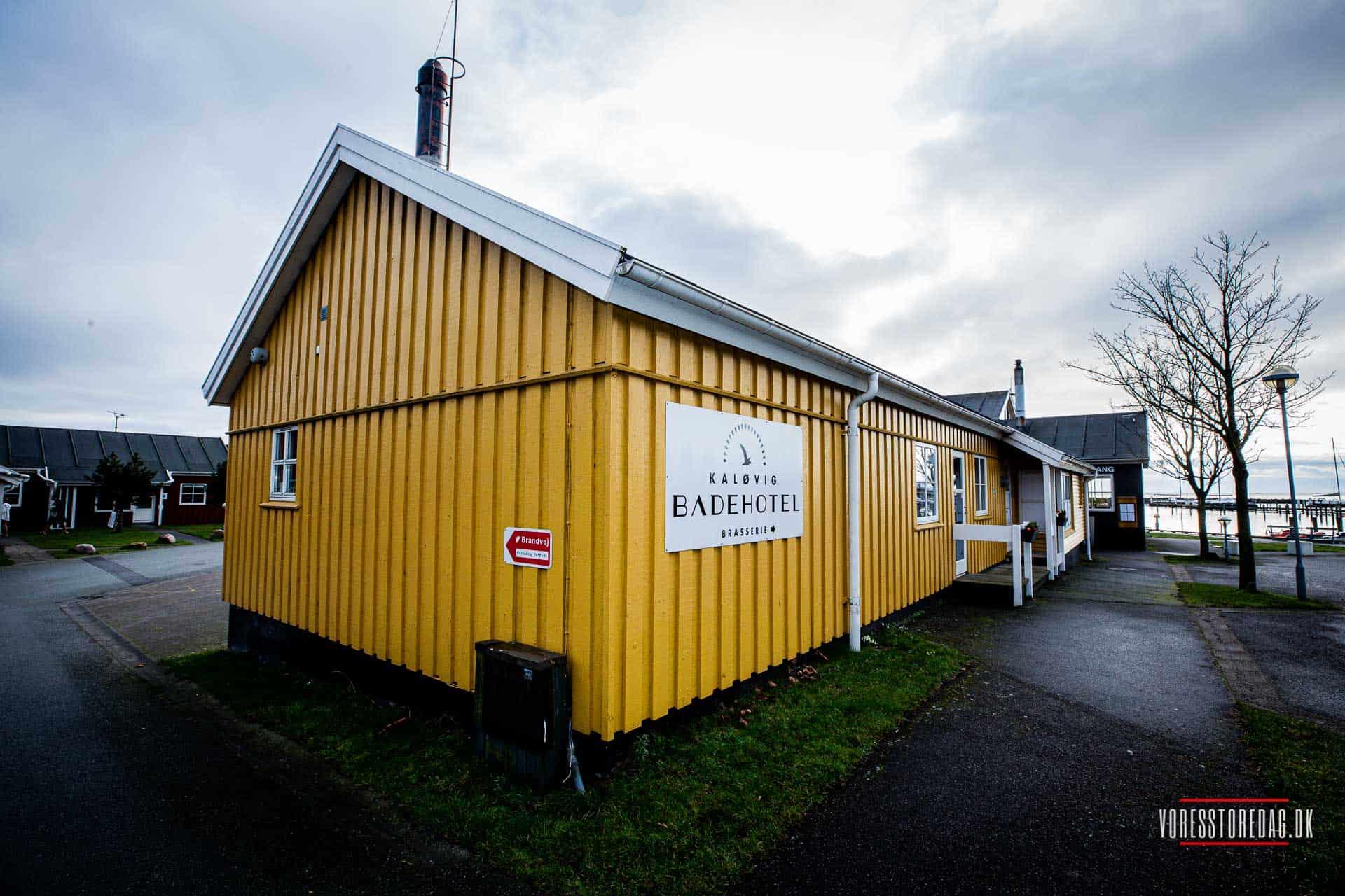 Restaurant & Hotel - Kaløvig Bådelaug