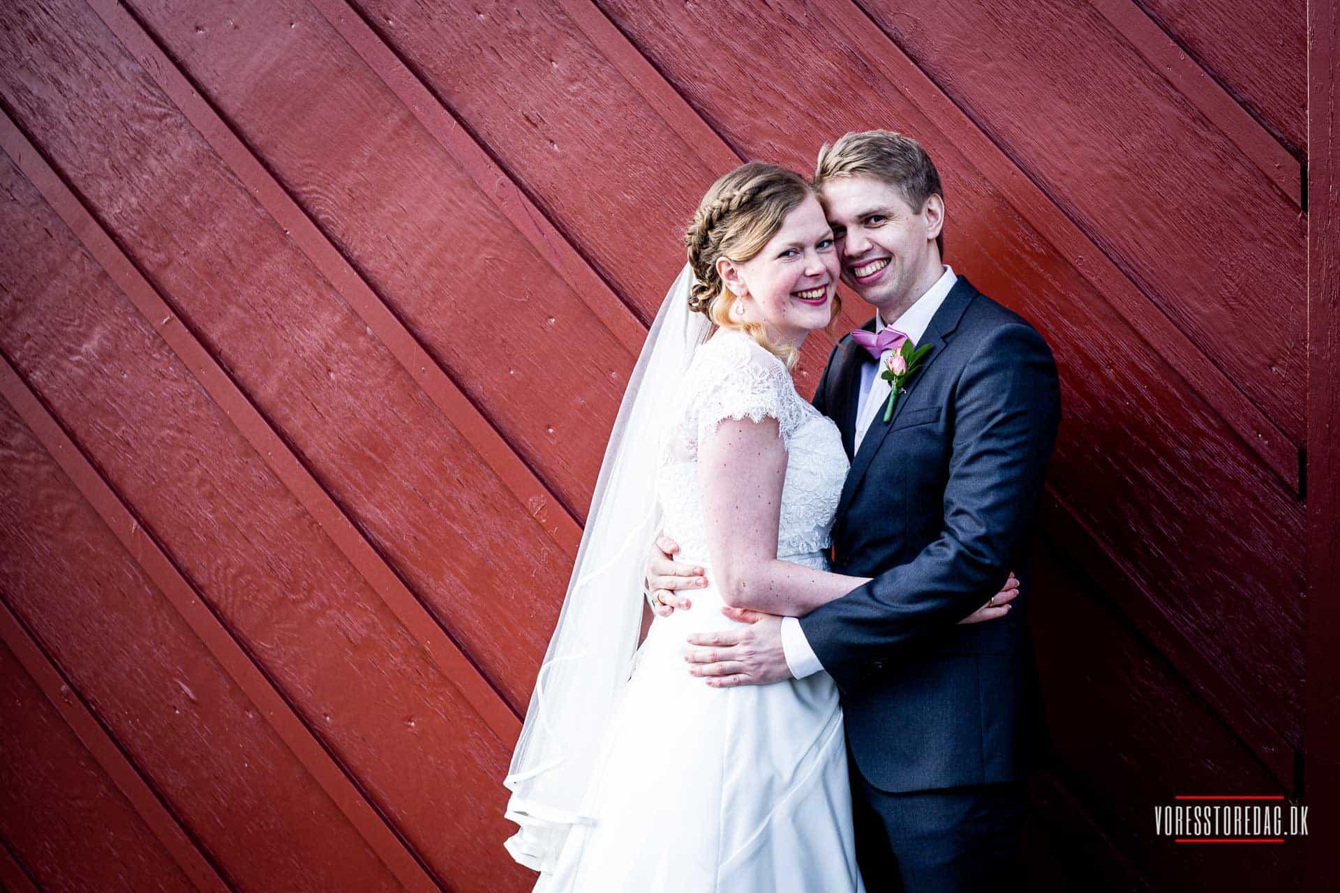 På Kaløvig Badehotel kan du trygt overlade dit kommende bryllup i vores hænder.
