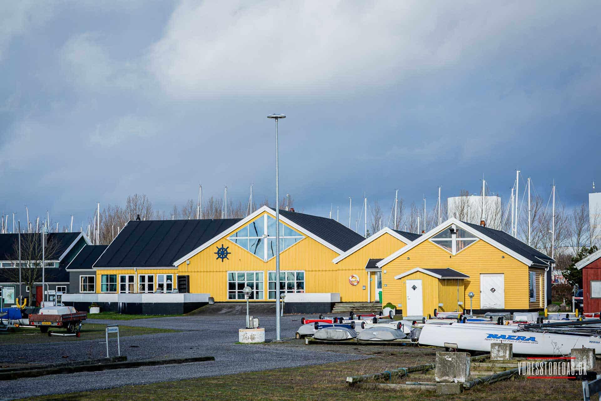 Kaløvig Badehotel, Skødstrup - Restaurant