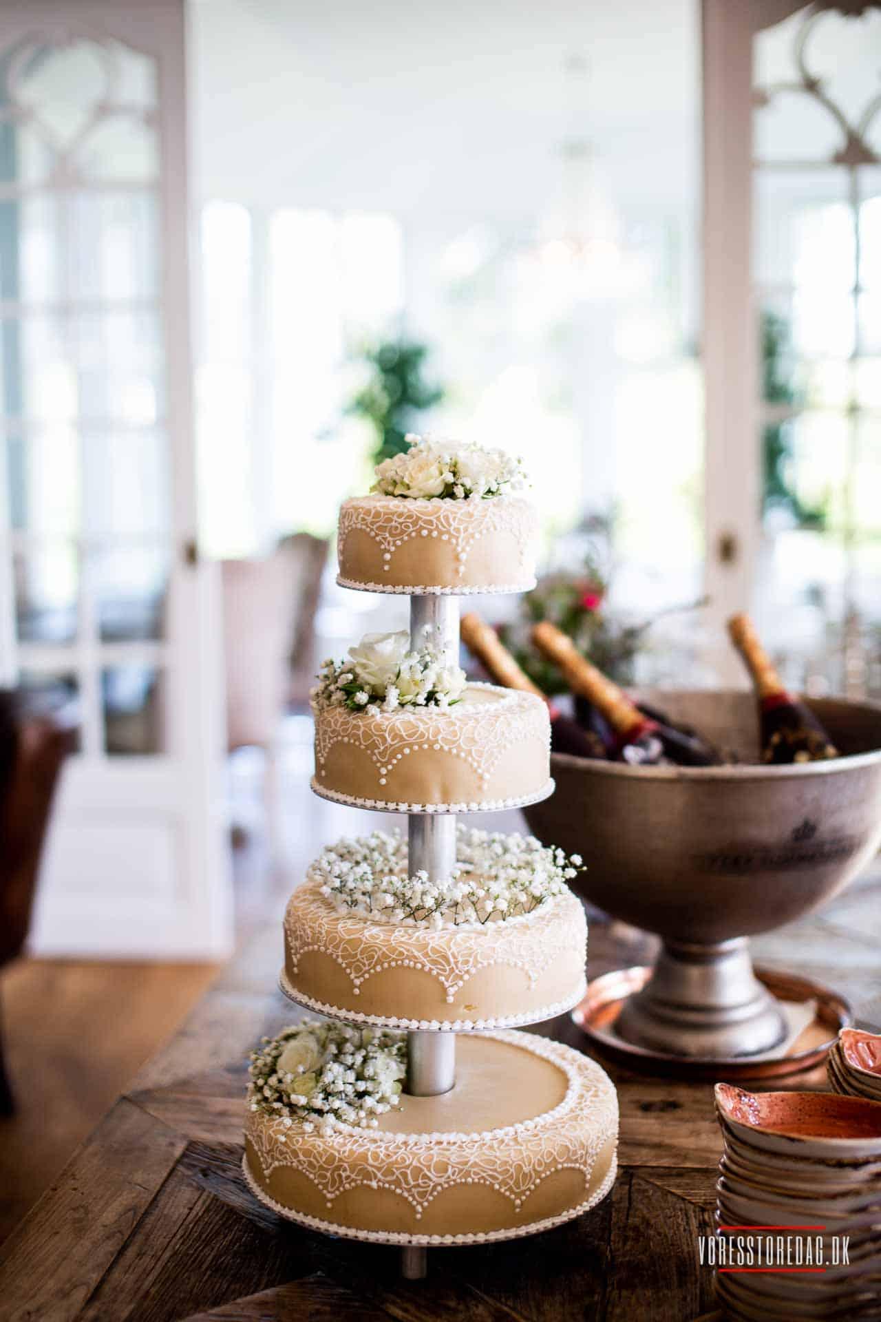 At I bookede jeres bryllupsfotograf i god tid