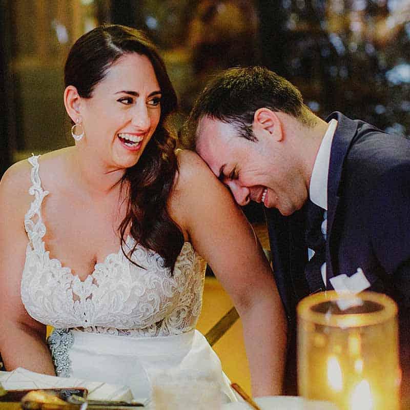 fotografi fra bryllup