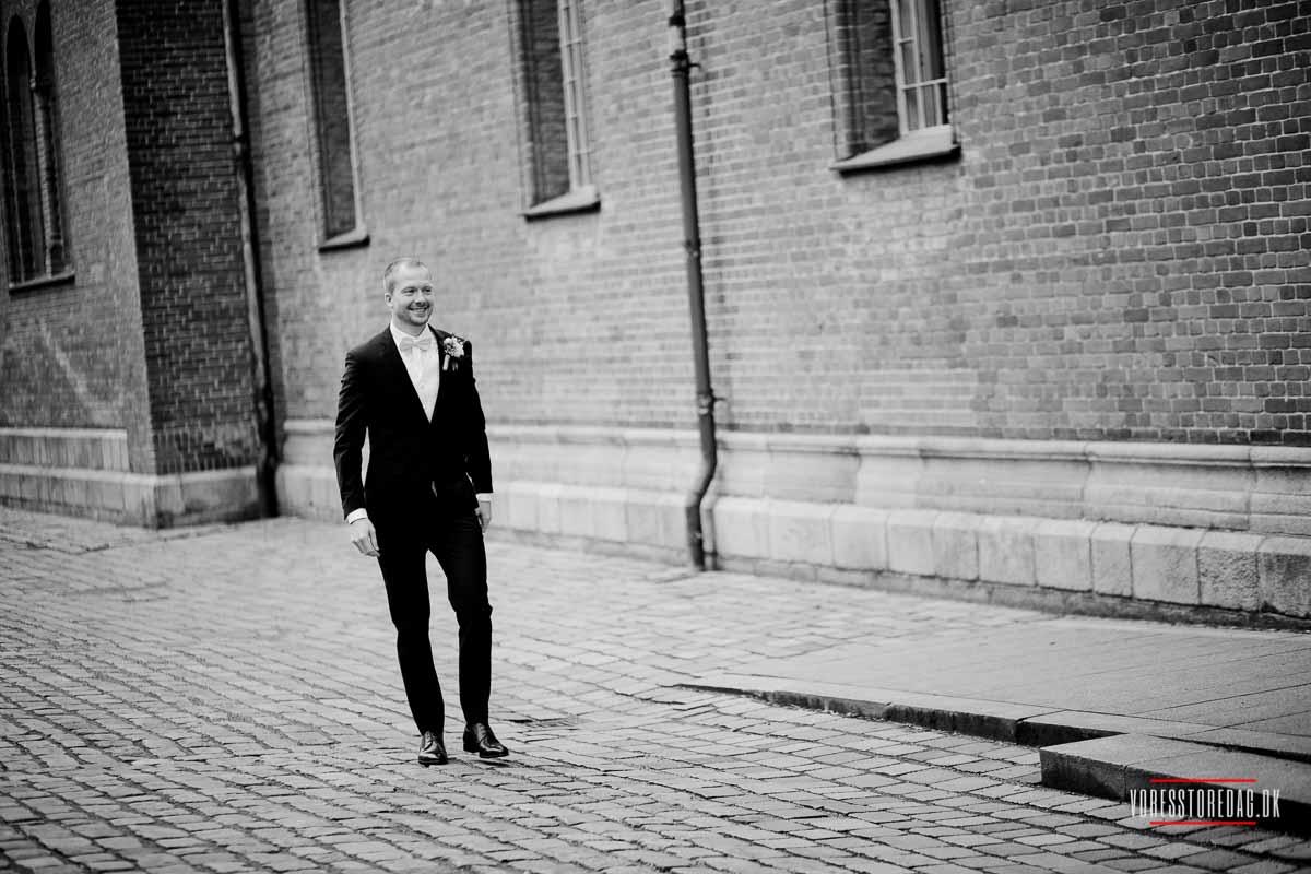 Prisvindende bryllupsfotograf med base i Aalborg