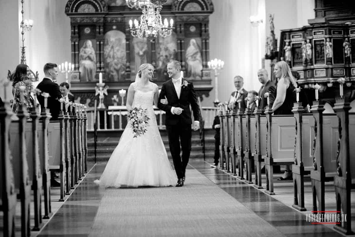 bryllupsfotograf for rigtig mange brudepar i Aalborg og omegn