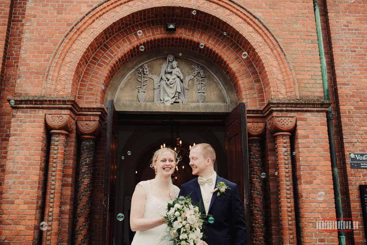 Vi er din bryllupsfotograf i Aalborg