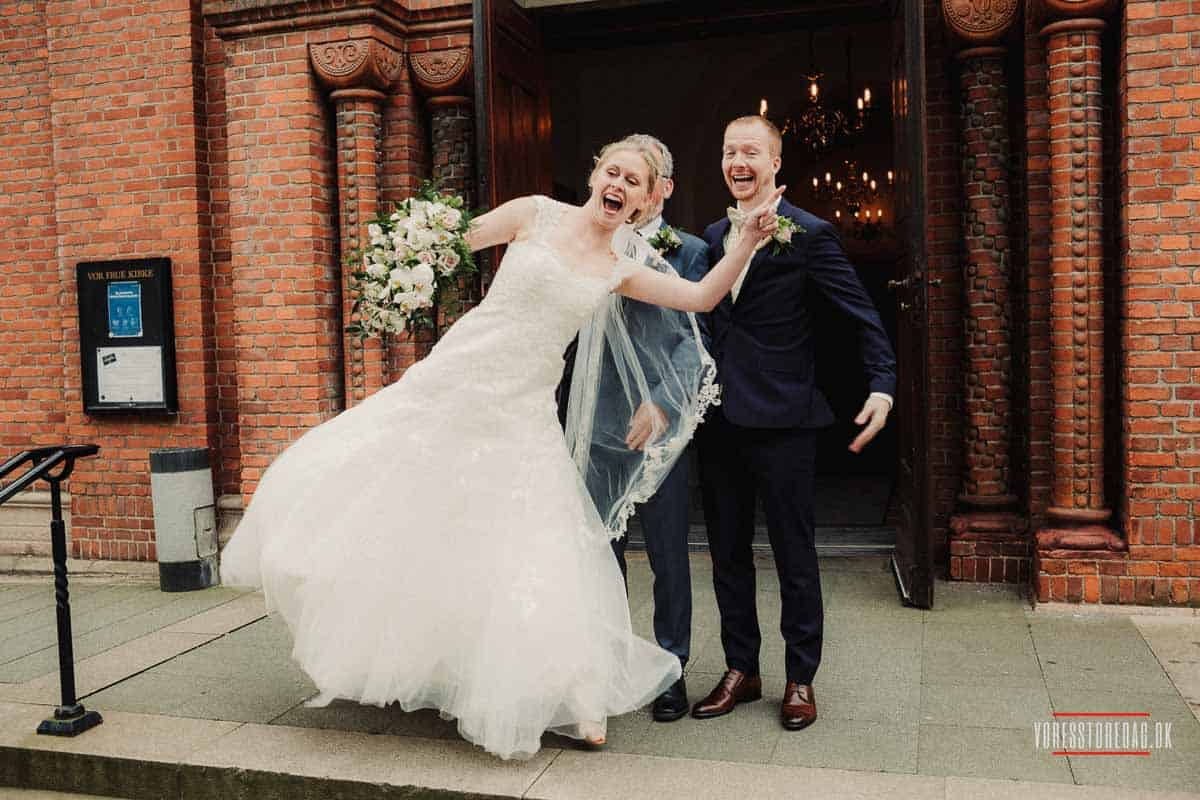 bryllupsbilleder i Nordjylland: