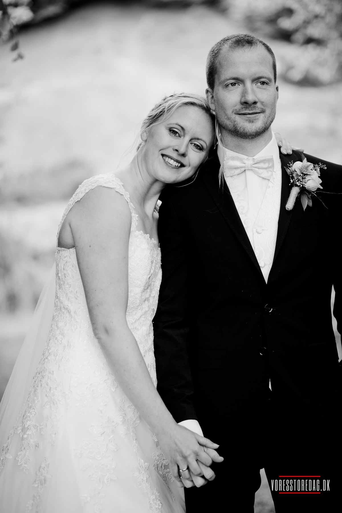 brudepar i Aalborg og omegn